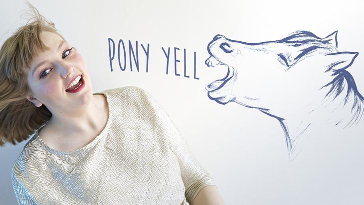 Kate Dehnert - Pony Yell